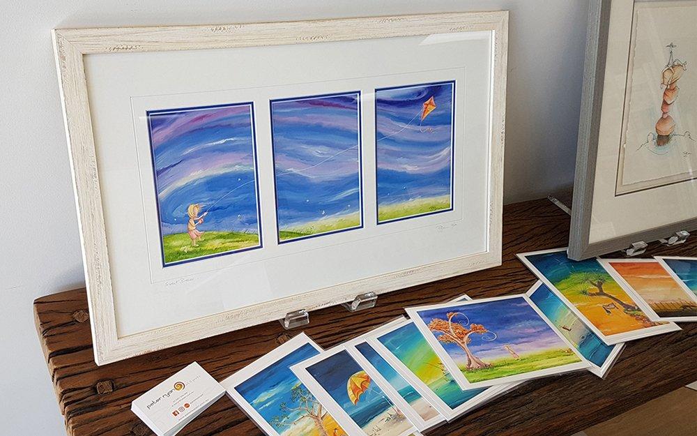 Peter Ryan Arts Edge Sweet Breeze Print
