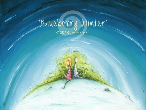 Blueberry Winter