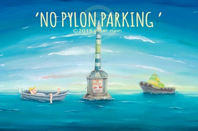 No Pylon Parking